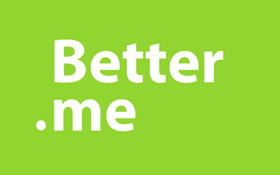 Interface for Better.Me mobile app